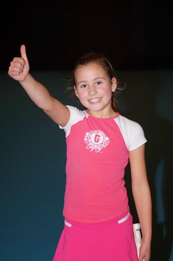 Mira De Vos wint finale TC Rumbeke van Laure Holsbeke