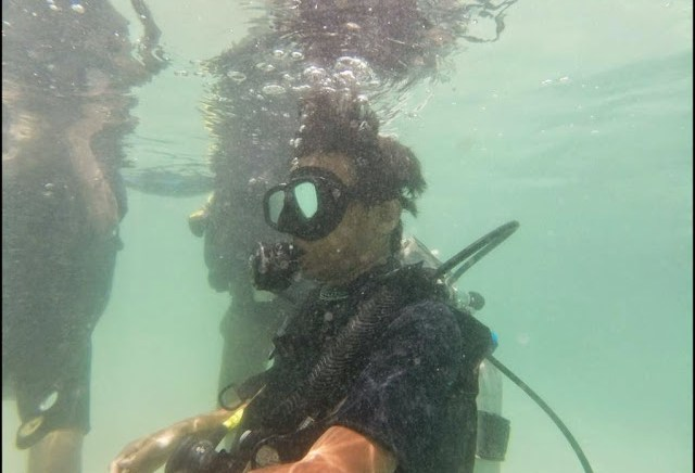 havelock scuba diving