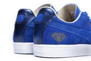# PUMA SUEDE系列慶祝45週年:推出全球限量SUEDE SAPPHIRE紀念鞋款 3
