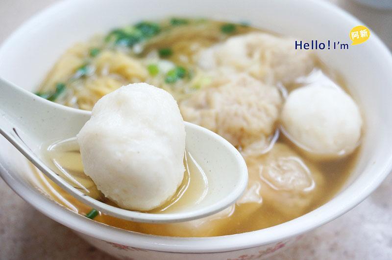 香港中西區中環美食,權記雲吞麵-2