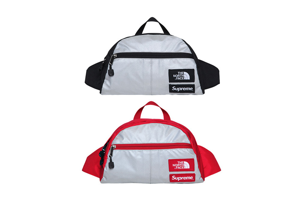 *超激光!Supreme x The North Face大玩3M反光系列:2013 SS絕對刺眼! 3