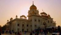 Bangla Sahib Gurudwara, India