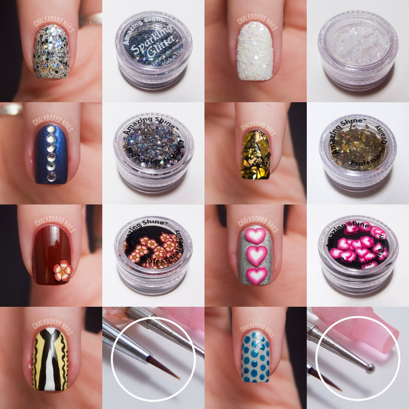 Step By Nail Art Design