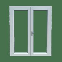 Model Pintu Kupu Tarung UPVC
