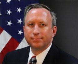 US Ambassador to Uzbekistan George Krol