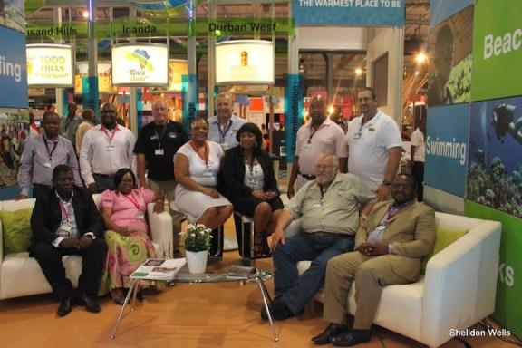 Durban Tourism Indaba 2012