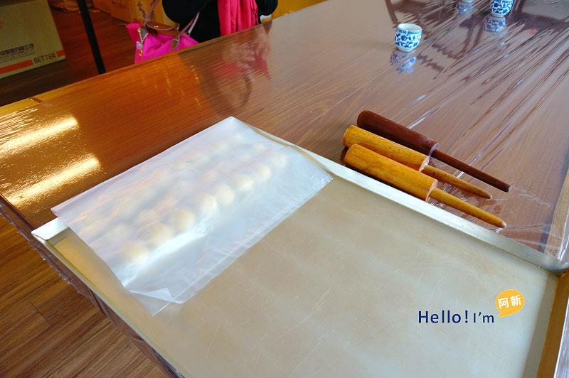 陳允寶泉食品,太陽餅製作-4