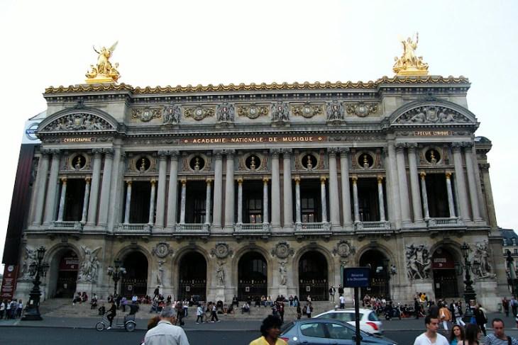 Qué ver en París en un fin de semana; Ópera de París