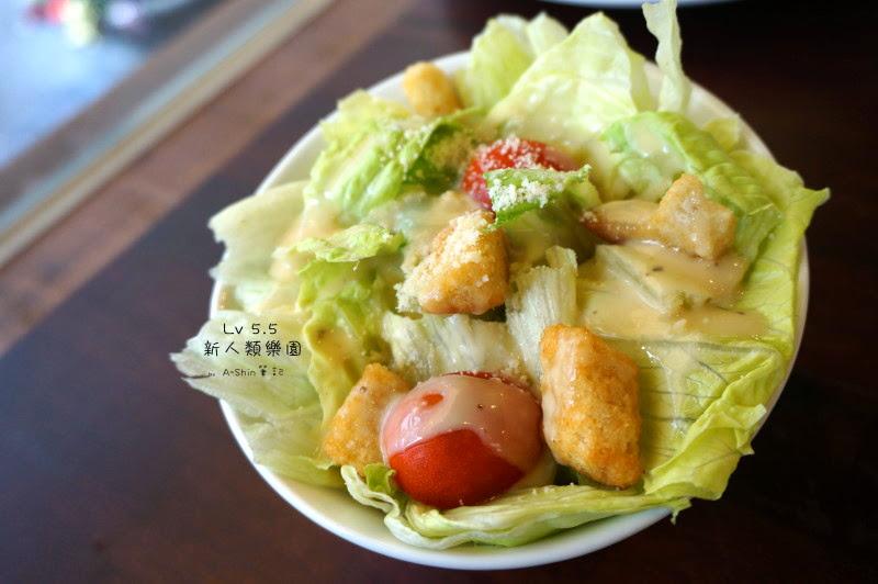 套餐的附餐沙拉吧-lv5.5新人類樂園