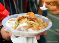 Food tours in New Delhi, India Chaat
