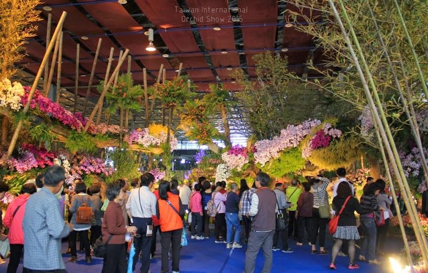 2015 台灣國際蘭展,台南國際蘭展-2