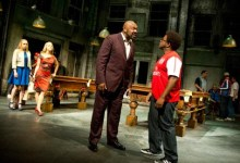 Lenny Henry in Comedy of Errors (c/o ITV,  Matchlight Prodcutions)