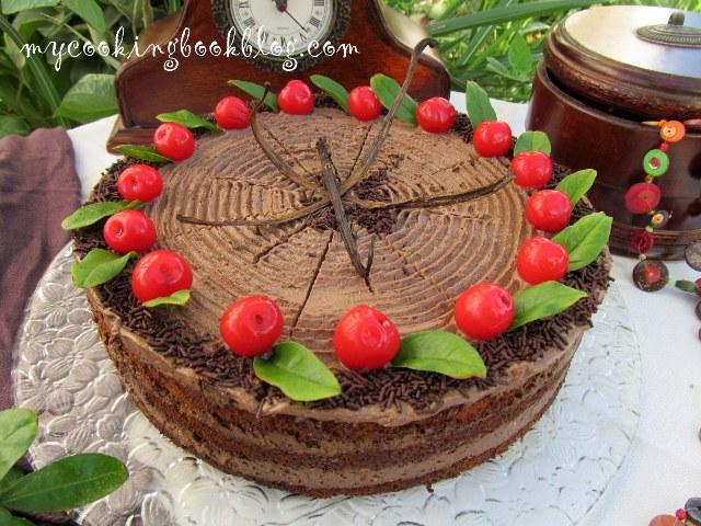 Торта Серано (Serrano)