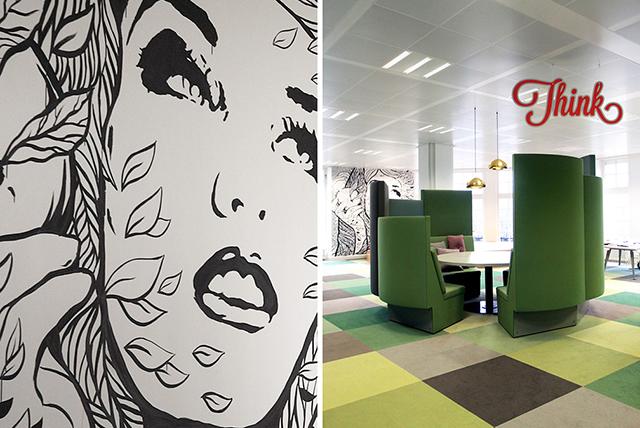 *JWT Office:發想無限創意的夢幻辦公室! 4