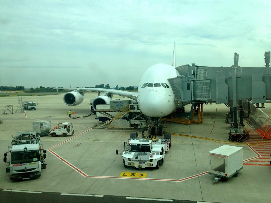 Avis Du Vol Air France Paris Tokyo En Affaires