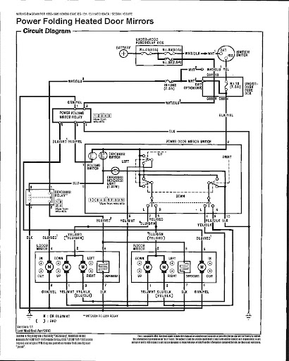 honda civic stereo wiring diagram. honda. printable  free, Wiring diagram