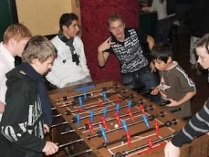 Kickerturnier 07