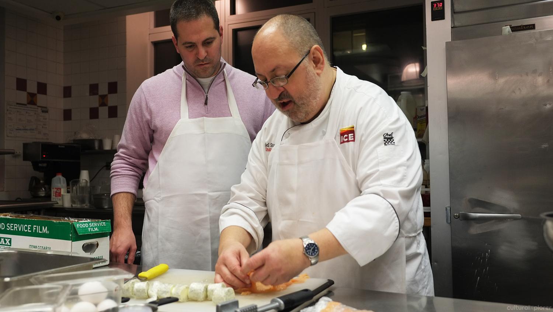 Chef Daniel Stone