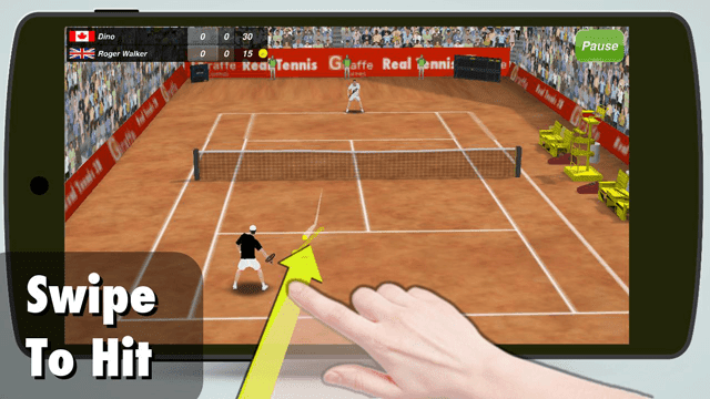 Tennis Champion 3D - Android Games