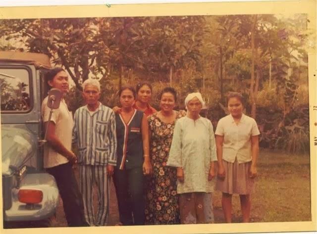 foto lama nenek saya