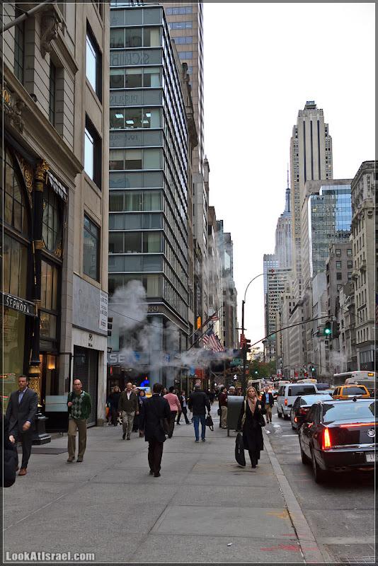 Америка 2.0 / Нью Йорк, вдоль по 5-ой авеню