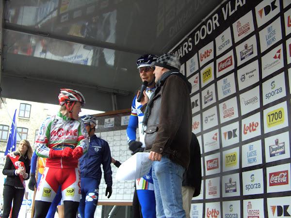 Tom Boonen bij Michel Wuyts