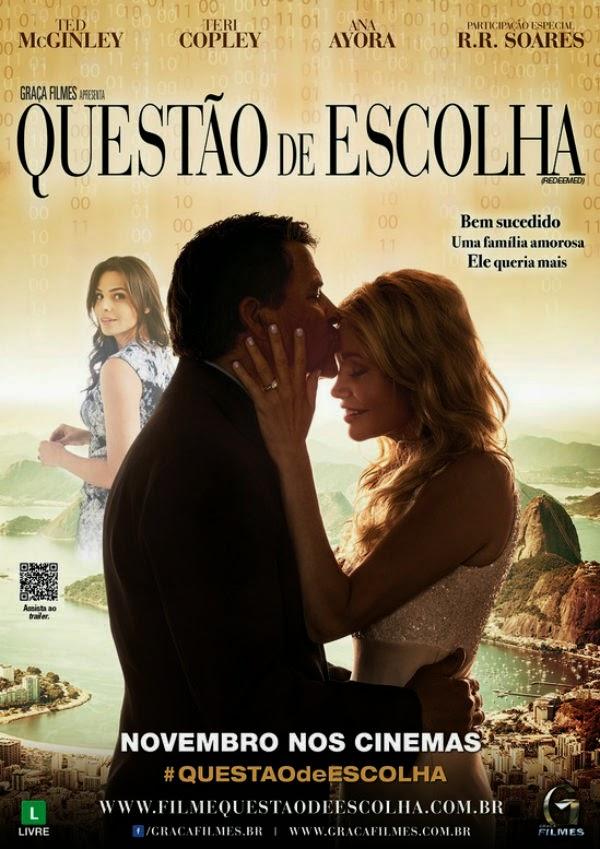 Poster do filme Questão de Escolha