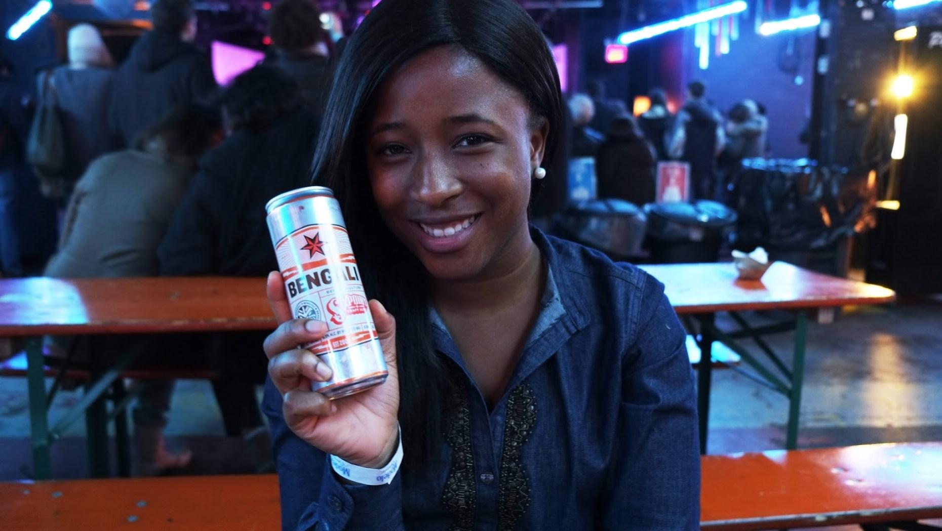 Brooklyn Night Bazaar beer