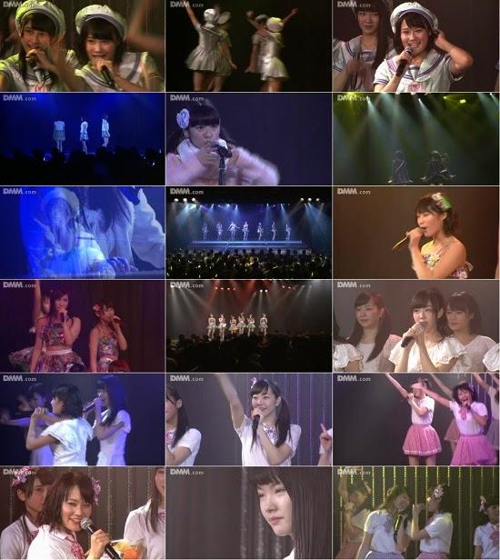 "(LIVE)(公演) NMB48 チーム研究生 ""想像の詩人""  城恵理子の生誕祭 141129 & 141205 &  141206"