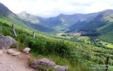 View across Glen Nevis