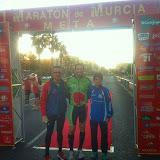 I Maratón de Murcia (3-Noviembre-2013)