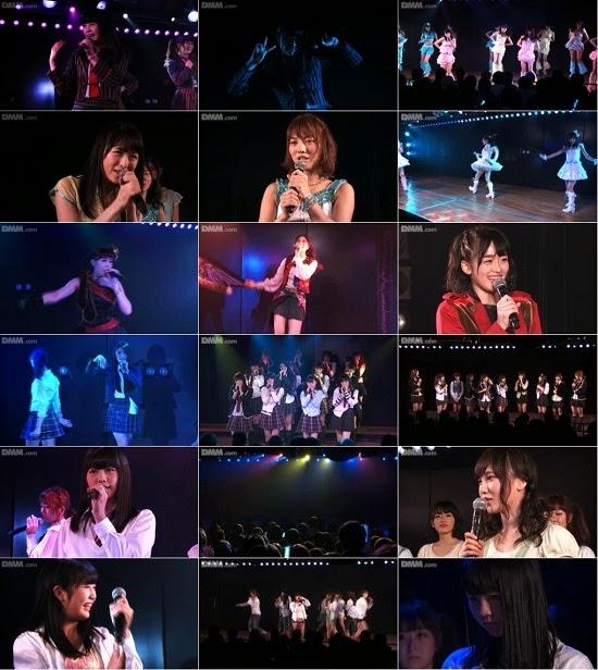 "(LIVE)(公演) AKB48 チームB ""パジャマドライブ"" 横島亜衿の生誕祭 141220"
