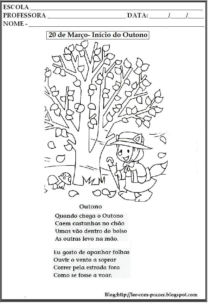 Encontrá camison maternal poema intimo en mercadolibre.com.ar! ESCOLA DOMINICAL INFANTIL: 20 de Março- Início do Outono