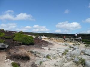 The top of Grindsbrook Clough