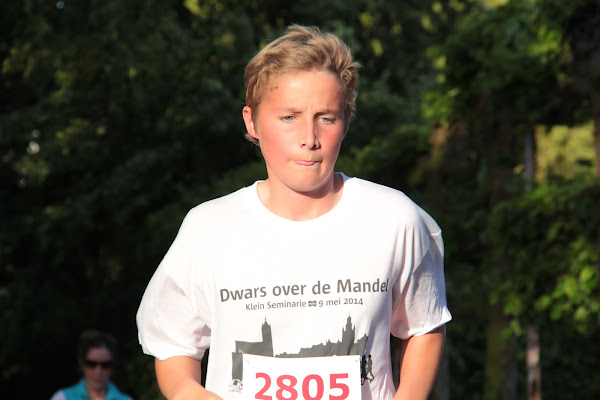 Dwars over de Mandel 2014