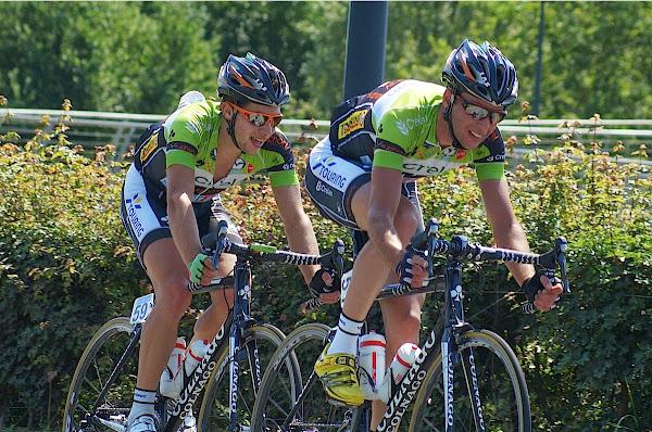 Christophe Prémont en Stijn Neirynck