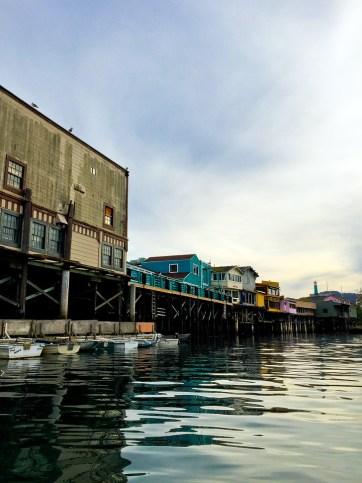 Fisherman's Wharf Monterey Bay Things to Do.