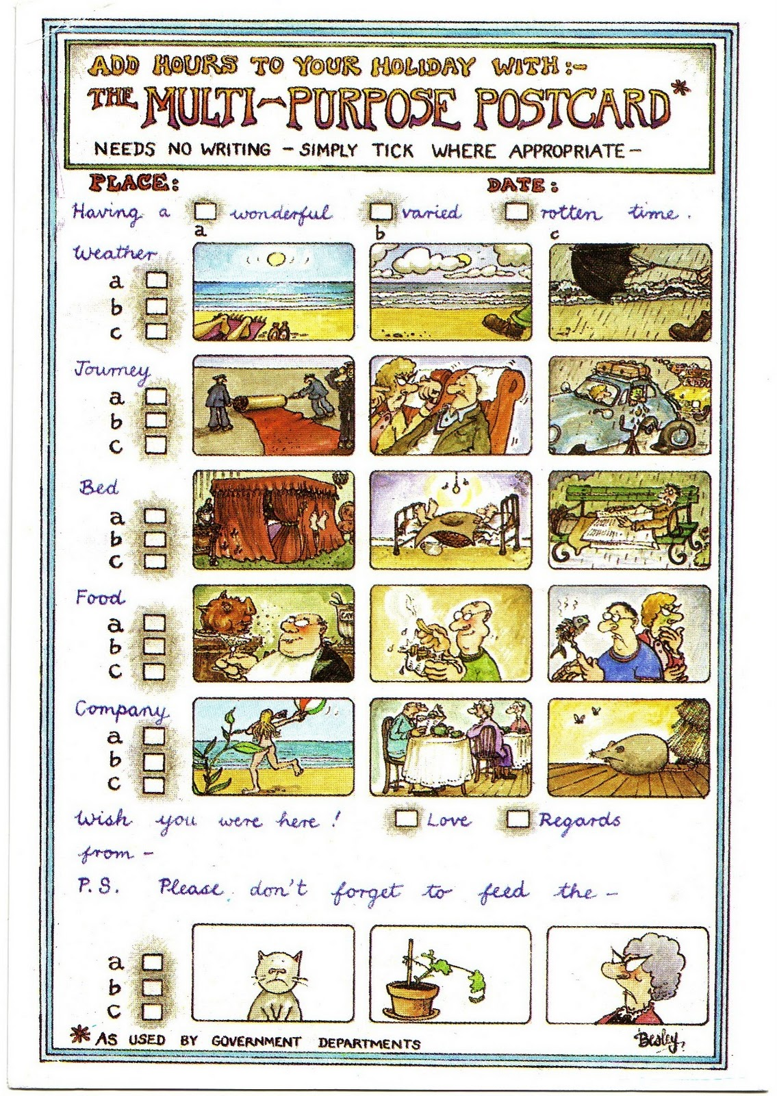 E Ration How To Write A Postcard Comment Ecrire Une Carte