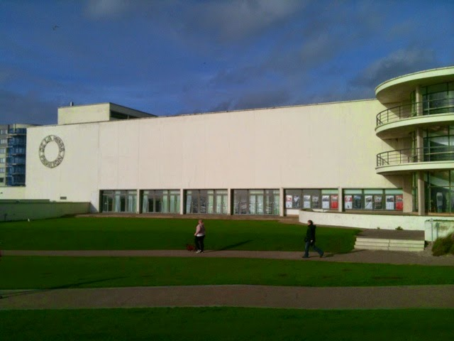 De La Warr Pavilion Bexhill