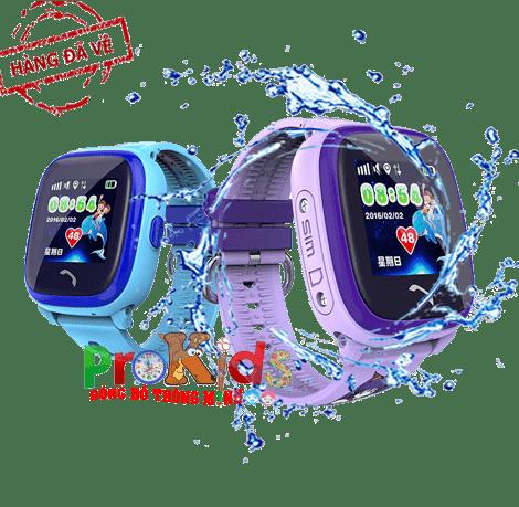 đồng hồ định vị trẻ em prokids DF25