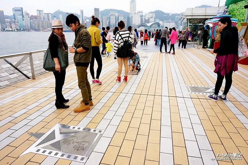 尖沙咀景點,香港星光大道-3