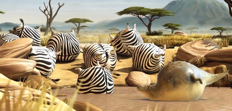 *非洲大草原野生「胖」動物:像顆彈力球Q彈有勁! 2