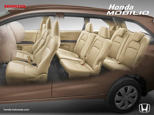 Honda Mobilio 2014 Interior