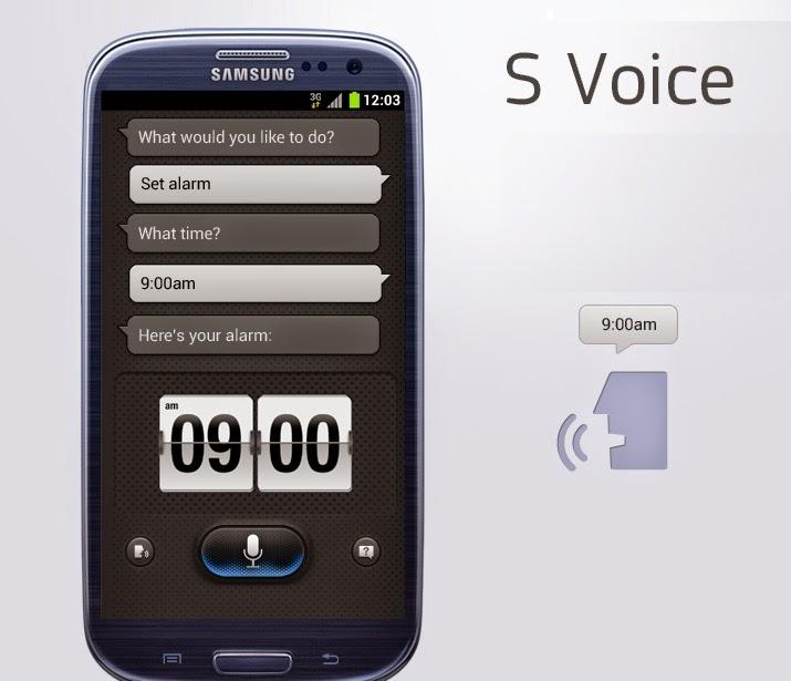 S Voice - Tutorial: Samsung Galaxy S3 (GT-I9300) recebe atualização I9300XXUFME7 4.2.2 com S-Voice em PT-BR