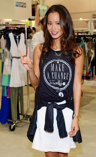 Jamie Chung Pictures