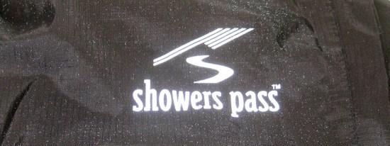 Showers Pass Storm Pant Reflective Logo