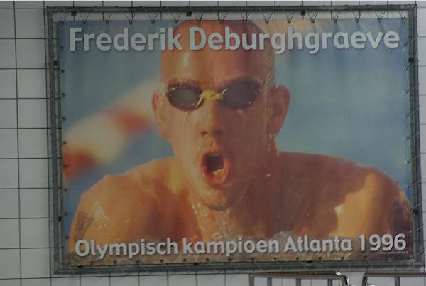 Frederik Deburghgraeve: Olympisch Kampioen in Atlanta 1996