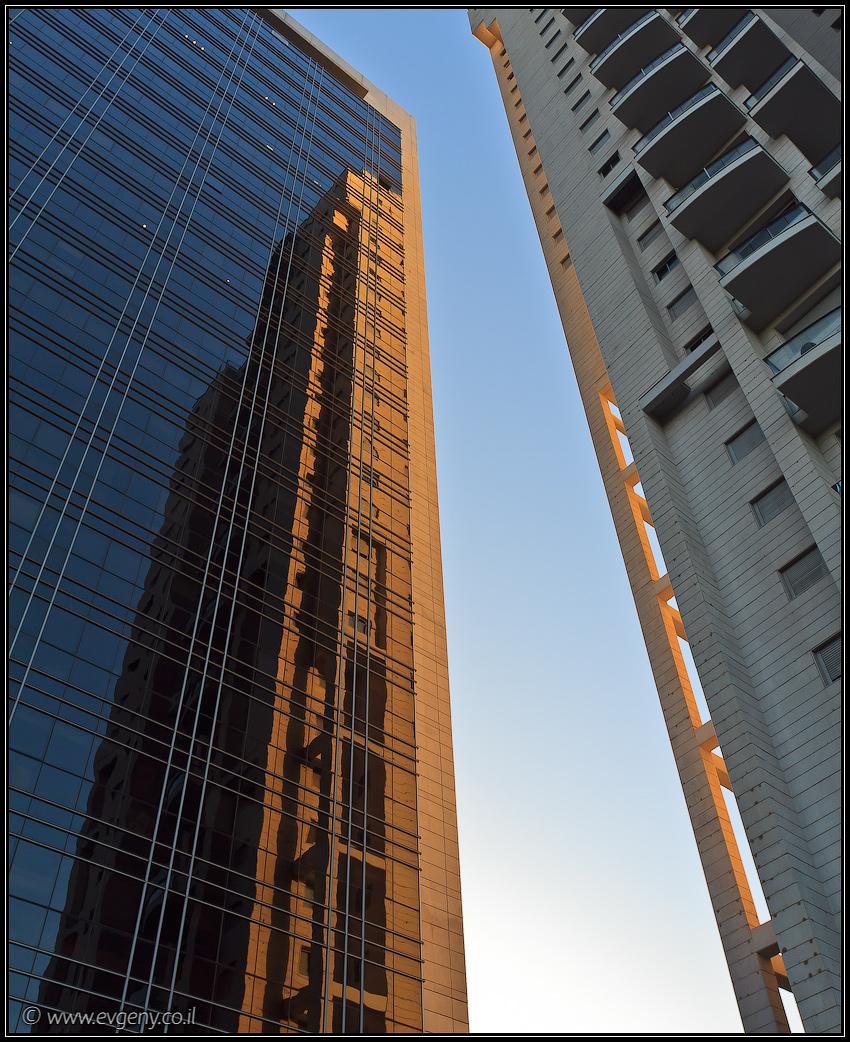 Башни B.S.R   B.S.R Towers   .מגדלי ב.ס.ר