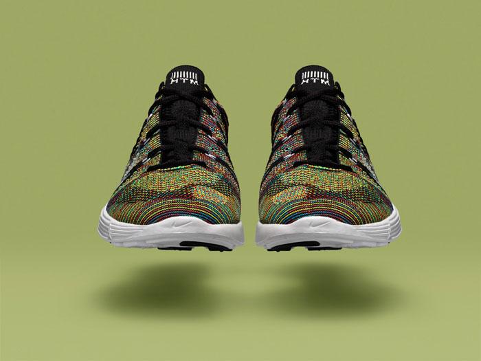 *Nike Flyknit Racer 限量Multi-Color 高科技慢跑系列:歐洲搶先上市! 6