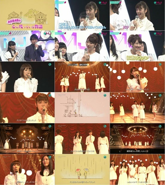 (TV-Music)(1080i) AKB48 part – Music Japan 150308